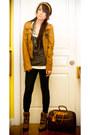 Camel-topshop-boots-camel-zara-jacket-black-plain-zara-leggings
