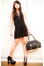 Black-das-boots-black-tank-topshop-dress-black-stam-marc-jacobs-bag