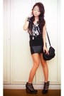 Heather-gray-topshop-vest-black-glitterati-skirt-black-soule-phenomenon-wedg