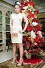 Cream-karimadon-dress-nude-lanvin-bag-cream-aldo-hair-accessory