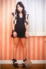 Pink-vest-black-details-shorts-black-topshop-shoes-pink-topshop-bag-whit