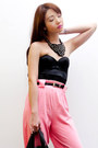Bubble-gum-love-vintage-pants-black-givenchy-bag-black-vintage-belt