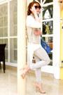 Off-white-topshop-leggings-off-white-zara-shirt