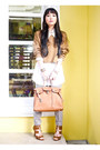 Camel-zara-sweater-tawny-hermes-bag-light-brown-zara-pants