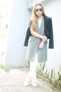 Heather-gray-zara-vest