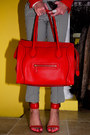 Red-celine-bag-ruby-red-mango-blazer-black-topshop-pants-red-zara-heels
