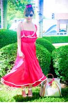 hot pink Arden B dress