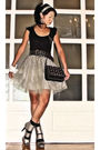 Silver-gingersnaps-skirt-black-topshop-top-black-zara-belt-silver-online-s