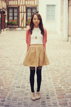 bronze lace cotton wwwchicwishcom dress