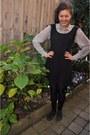 Black-le-coq-shoes-black-cotton-on-dress