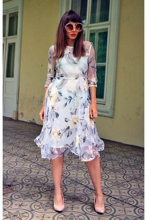 off white Fashionmia dress