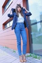 brown AmiClubWear heels