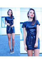 black style moi dress - black style moi sweatshirt - style moi ring