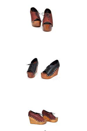 brown Ebay clogs