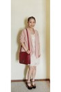 Light-pink-blazer-ivory-flea-market-dress-tawny-diy-lace-coat-thrift-coat