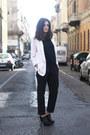 Pura-lopez-shoes-zara-jacket-basic-american-apparel-shirt-regular-american