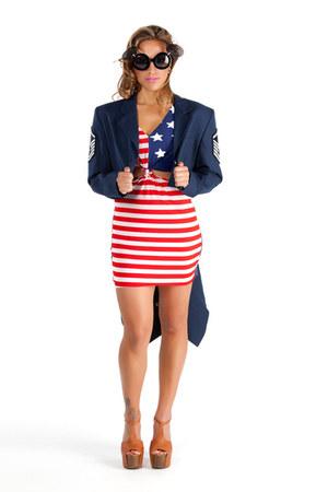 jpearlcouture dress - jpearlcouture jacket