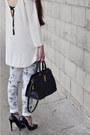 Zara-sweater-zara-pumps