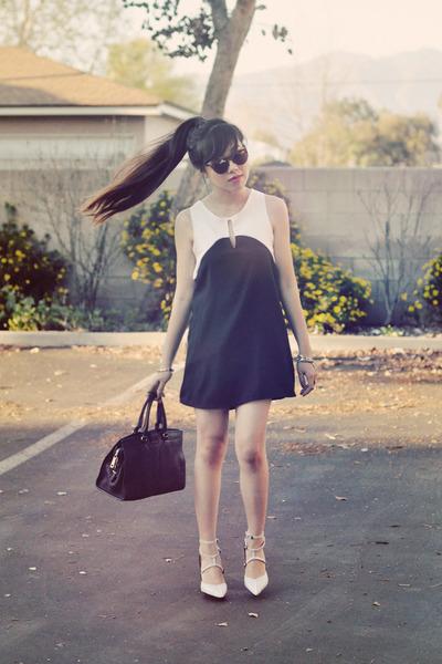 black keyhole pixiemarket dress