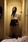 Boots-skirt