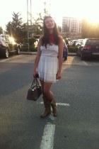 ivory H&M Trend dress