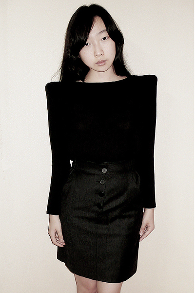 Zara top - Stella McCartney skirt