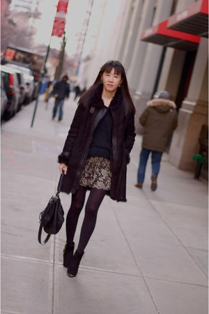 salome short Isabel Marant shorts - ester boots Tabitha Simmons boots