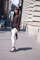 pheobe jacket IRO jacket - corduroy jeans Isabel Marant jeans