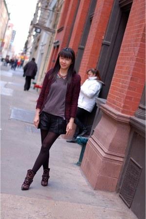 blackson boots Isabel Marant boots - lexy jacket Isabel Marant jacket