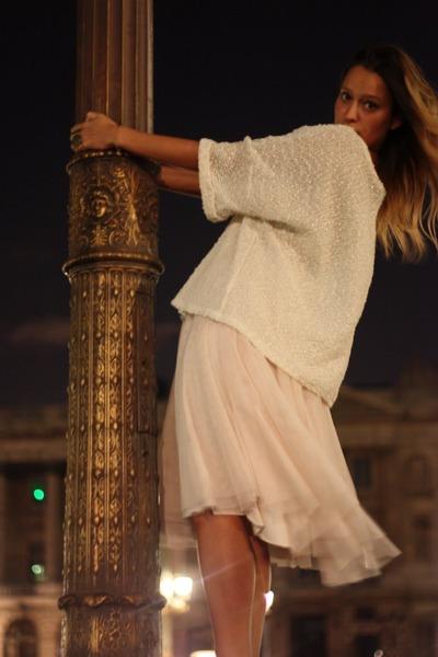 H&M skirt - H&M sweater