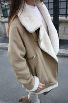 Zara jacket - pull&bear jeans - Primark bag - zeroUV sunglasses