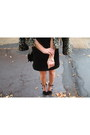 Black-cameo-collective-dress-missguided-heels
