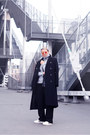 Laura-clement-coat-unknown-sweater-emporio-armani-pants-adidas-sneakers