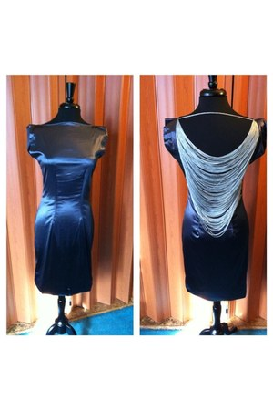 silver handmade by me dress