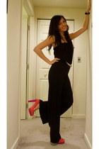 jumper - DKNY heels