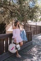 light pink Pampelone dress