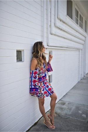 amethyst Nanette Lepore dress