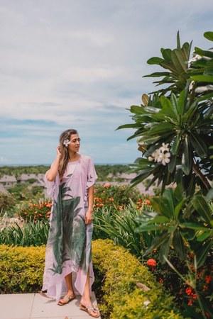 light pink Triya swimwear