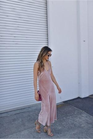 light pink MinkPink jumper