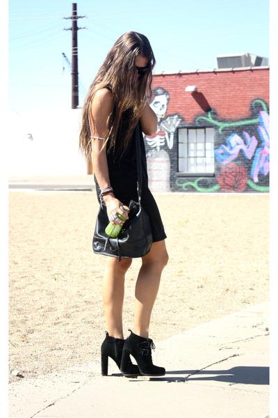 lace up boots Dolce Vita boots - cut-out Cheap Monday dress