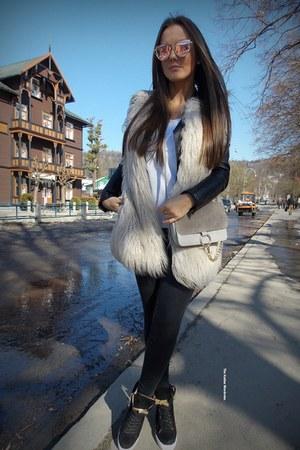 beige shein jacket
