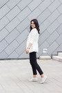 Tan-gido-shoes-shoes-ivory-h-m-blazer-black-stradivarius-top