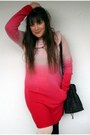 Manoush-dress-topshop-bag-american-apparel-tights