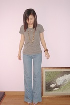 APC jeans