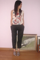 Marc Jacob t-shirt - SJSJ pants - Unknow shoes
