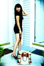 Thrifted-express-dress-guess-shoes-michael-kors-purse-kenneth-colee-glasse