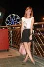Black-skater-skirt