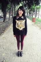 cotton bazar de kokoro sweater