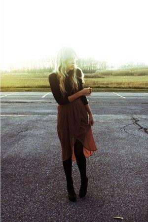 felicee skirt - H&M top