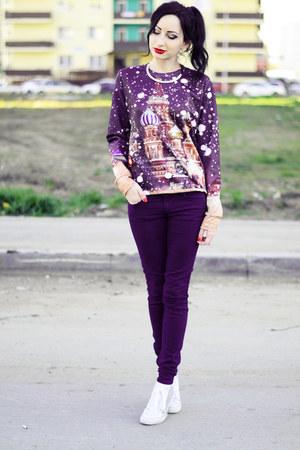Oasapcom sweatshirt